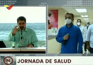 DR-10: medicamento contra el COVID-19 con sello venezolano