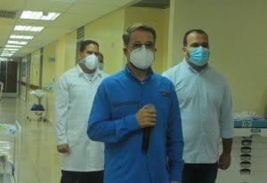 Presidente Maduro y gobernador Lacava inauguran área de hospitalización para COVID-19 en Mariara