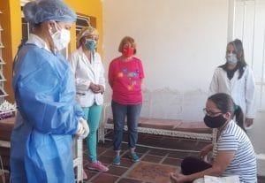 Carabobo activó 859 Brigadas de Salud para despistaje de COVID-19