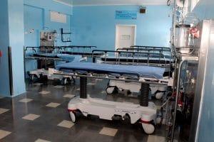 Entregadas áreas totalmente rehabilitadas de la Unidad de Recuperación Post Anestésica de la CHET